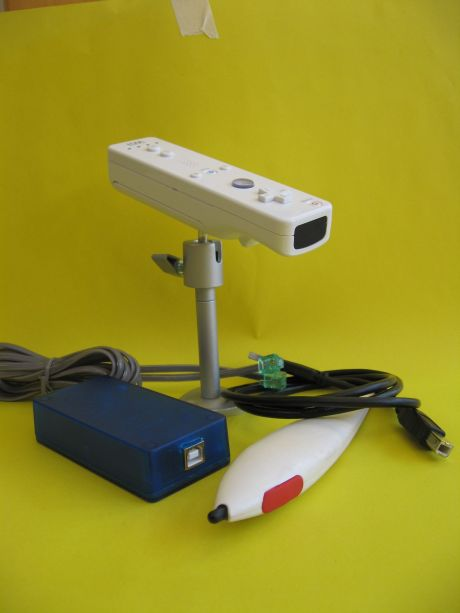 Online zandloper digibord software